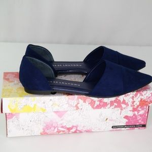 Chinese Laundry Easy Does It D'Orsay Flats Sz 8.5